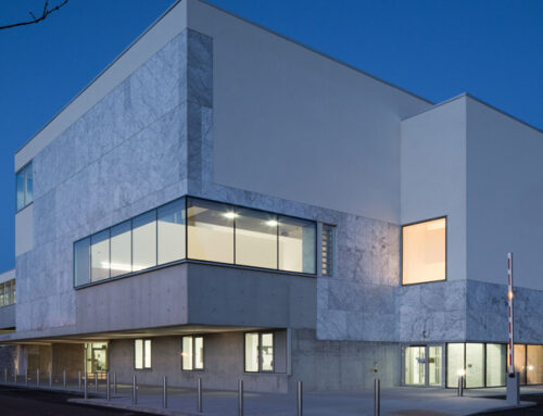 Roscommon County Council New HQ and Court House Building Modifications.