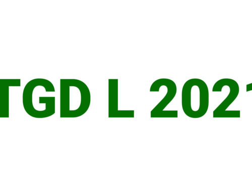 TGD L 2021 UPDATED FOR DWELLINGS AND BUILDINGS OTHER THAN DWELLINGS